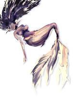Mermaid 1 by Guazzo