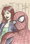 Spidey and MJ