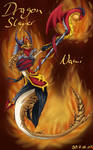 Dragonslayer Nami - League of Legends