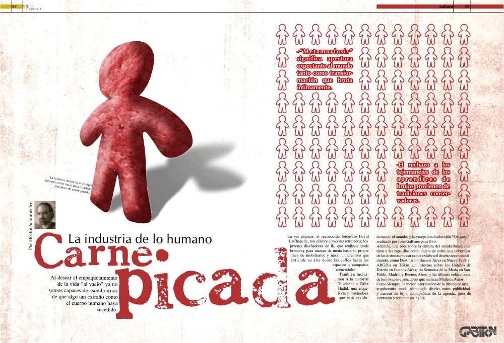 Carne Picada by Gabiton