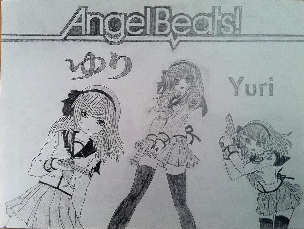 Angel Beats - Yuri by ...