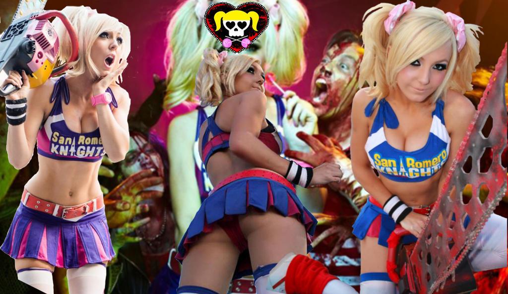 With you Jessica nigri lollipop chainsaw