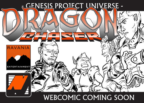 Dragon Chaser Coming Soon Ad by SquidMantis