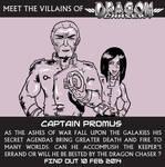 Captain Promus by SquidMantis