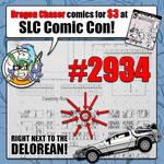 Salt Lake City Comic Con by SquidMantis