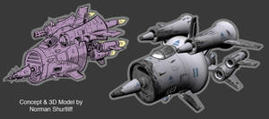 TV Time SpaceShip 1