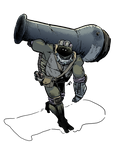 Donatello the Cannoneer
