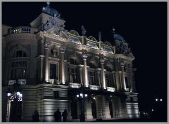 Teatr II by astro-art