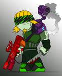 Ty-Larz: Vegetable Hunter