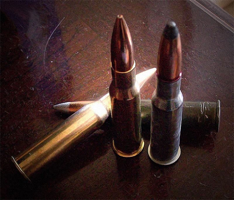 Bullets by FremenFrank