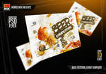 Beer Festival Flyer Template by AndyDreamm