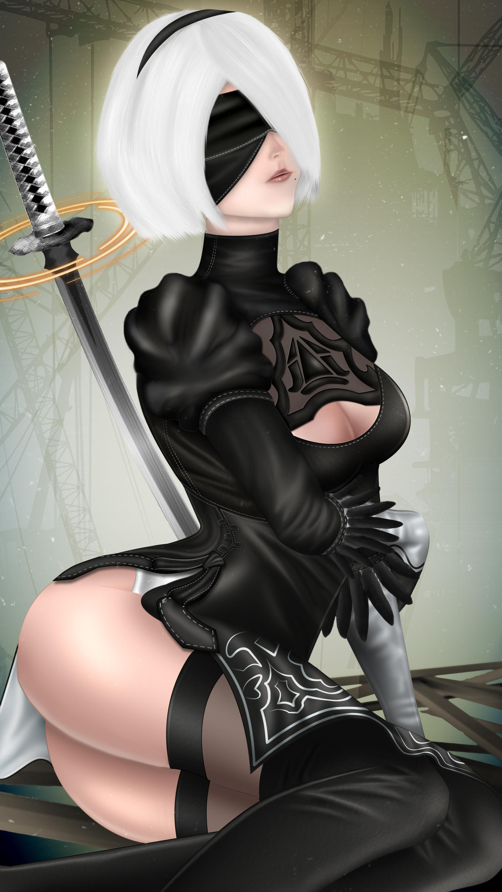 2B by GGGdemon