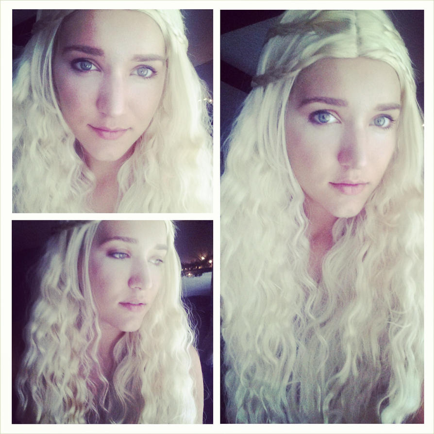 Daenerys Targaryen by AmayaKumikai