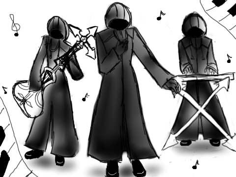 Nobody's Music by gentleseaangel