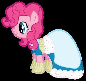 Pinkie at the 2012 Gala