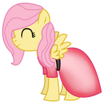 Fluttershy at the 2012 Gala