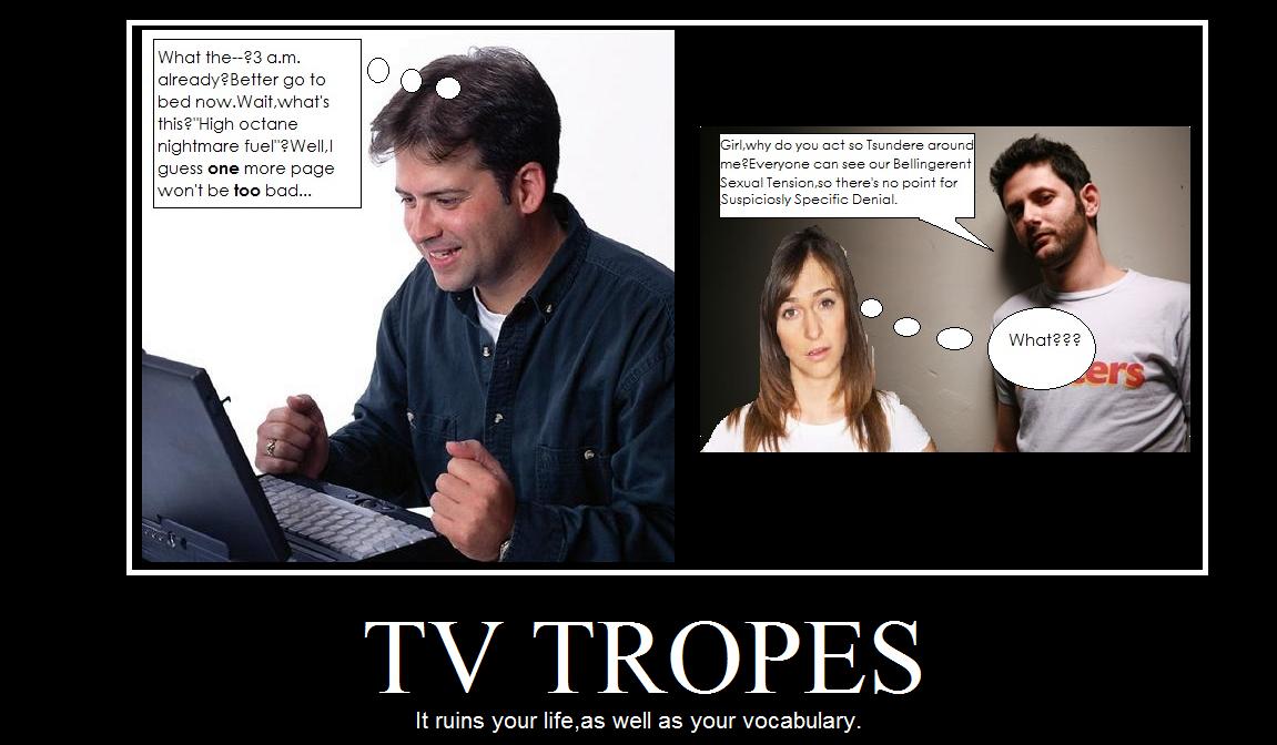 tv tropes fauxtivational by flashflood13 on deviantart