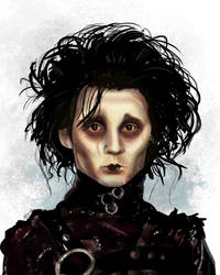 Edward Scissorhands by RamonaForever