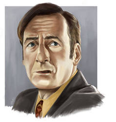 Saul Goodman by RamonaForever