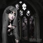 Dark doll