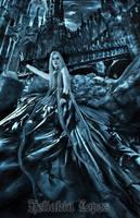Lady in Black by Heliakin