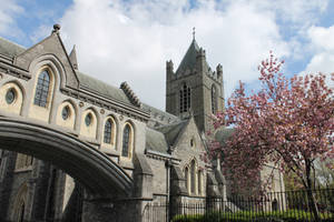 Christ Church Cathedral by Miaissleeping