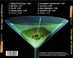 Violent Olives - CD Case Back