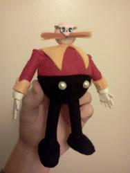 Classic Dr. Eggman Figure