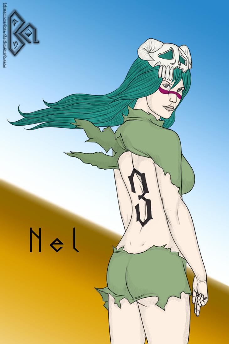Nel From Bleach By Blackmoonrose13 On DeviantArt