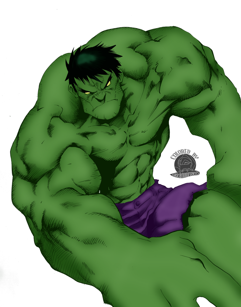 Hulk 2.0 by blackmoonrose13
