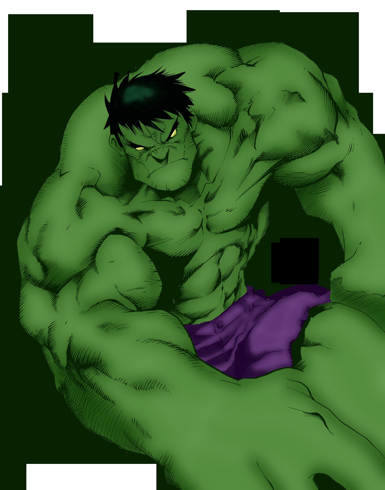 Hulk 2.0 by Blackmoonrose13