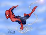 Spidey Swinging
