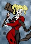 Whack a Bat Harley Quinn