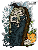 The Twins by Blackmoonrose13