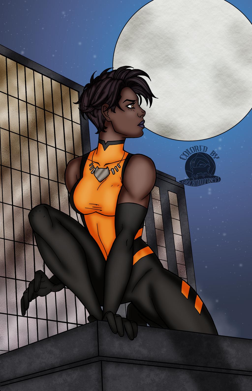 Vixen by Blackmoonrose13