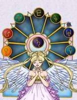 Winged Prayer by Blackmoonrose13