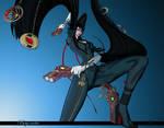 Bayonetta by Blackmoonrose13