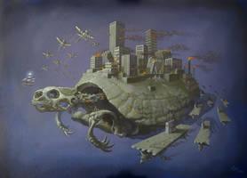 ' Ruins ' by pierk