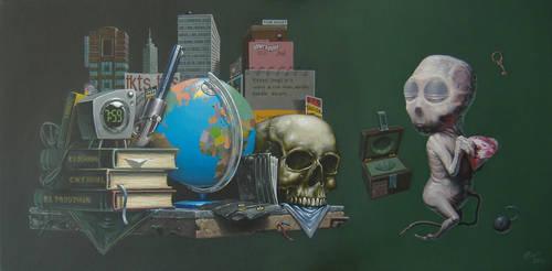 ' Dead Nature ' by pierk
