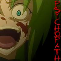 Higurashi: Psychopath by cyborgvampire