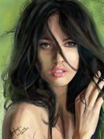 Megan Fox by hazelong
