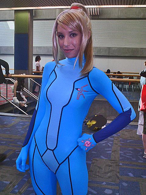 Fanime'11: Zero Suit Samus by theEmperorofShadows