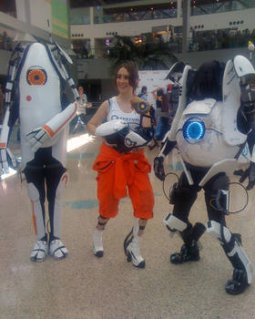 AX'11: Atlas P-Body and Chell
