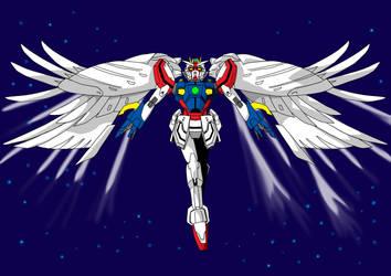 Heaven Gundam by Chen-Chan