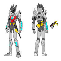 Sentai Ally by Chen-Chan
