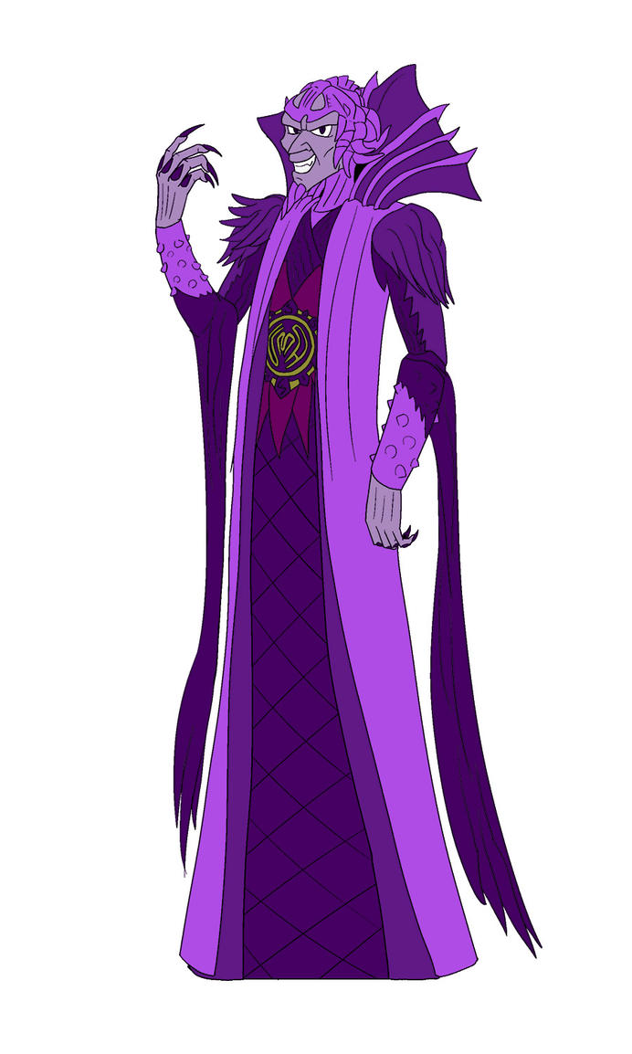 Ivan Ooze by Chen-Chan