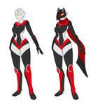 Ultrawoman Kitsune