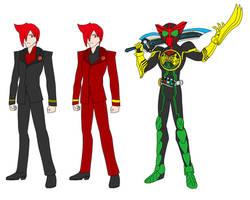 MASK Rider Tri-Beasts