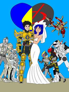 Zeke and Sune wedding-color