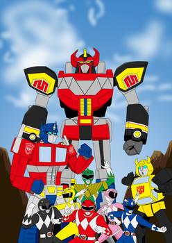 MMPR x Transformers